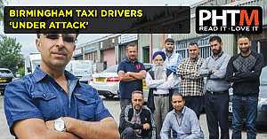 BIRMINGHAM TAXI DRIVERS UNDER ATTACK