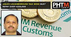 JAILED LOUGHBOROUGH TAXI BOSS MUST REPAY OVER 250000
