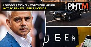 LONDON ASSEMBLY VOTES FOR MAYOR NOT TO RENEW UBERS LICENCE
