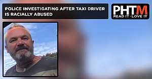 POLICE INVESTIGATING AFTER TAXI DRIVER IS RACIALLY ABUSED