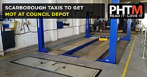 SCARBOROUGH TAXIS TO GET MOT AT COUNCIL DEPOT