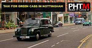 TAXI FOR GREEN CABS IN NOTTINGHAM