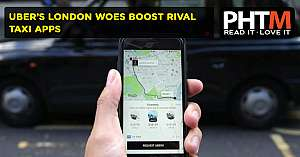UBERS LONDON WOES BOOST RIVAL TAXI APPS