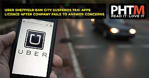 UBER SHEFFIELD BAN CITY SUSPENDS TAXI APPS LICENCE AFTER COMPANY FAILS TO ANSWER CONCERNS