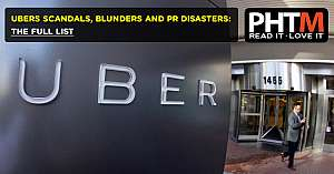 UBERS SCANDALS BLUNDERS AND PR DISASTERS THE FULL LIST