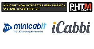 FROM DRAGONS LAIR TO MORE FARES MINICABIT NOW INTEGRATES WITH DISPATCH SYSTEMS iCABBI FIRST UP