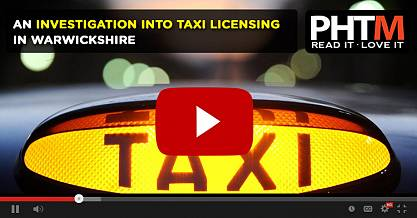 AN INVESTIGATION INTO TAXI LICENSING IN WARWICKSHIRE