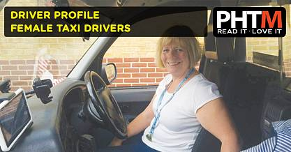 DRIVER PROFILE FEMALE TAXI DRIVERS