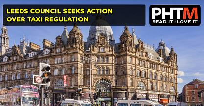 LEEDS COUNCIL SEEKS ACTION OVER TAXI REGULATION