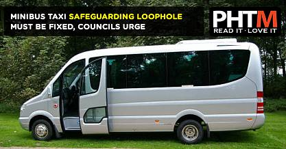 MINIBUS TAXI SAFEGUARDING LOOPHOLE MUST BE FIXED, COUNCILS URGE