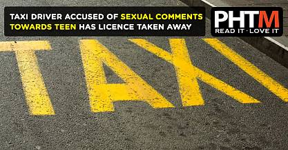 TAXI DRIVER ACCUSED OF SEXUAL COMMENTS TOWARDS TEEN PASSENGER HAS LICENCE TAKEN AWAY