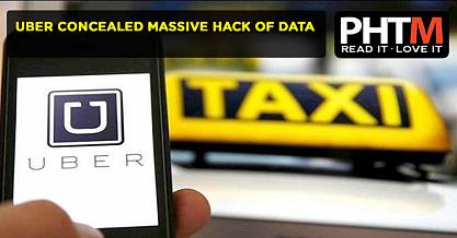 UBER CONCEALED MASSIVE HACK OF DATA
