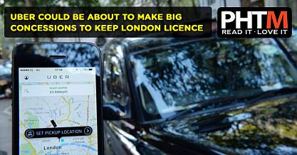 UBER COULD BE ABOUT TO MAKE BIG CONCESSIONS TO KEEP LONDON LICENCE