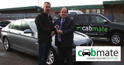 CABMATE FOR EXISTING FOR NEW FOR FLEET YOUR MATE IN THE RENTAL WORLD