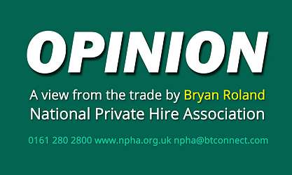 OPINION A VIEW FROM THE TRADE BY BRYAN ROLAND FEB 2015