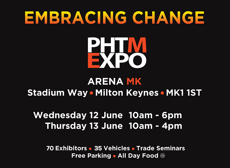 PHTM EXPO 2019 SPASH