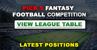 fantasy football competition
