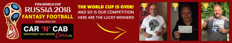 World Cup 2018 Fantasy Football Competition