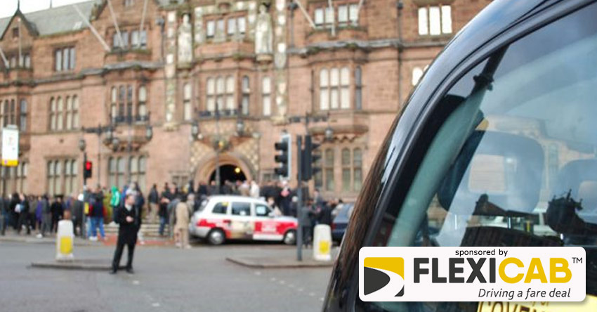 COUNCIL COULD SCRAP TAXI SEAT SIZE RULES