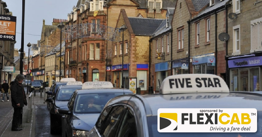 FARE ENOUGH SAY COUNCILLORS AS TAXI CHARGES SET TO RISE AGAIN