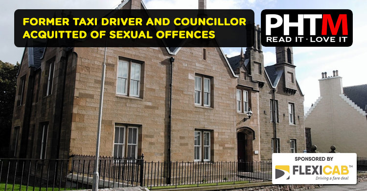 FORMER TAXI DRIVER AND COUNCILLOR ACQUITTED OF SEXUAL OFFENCES