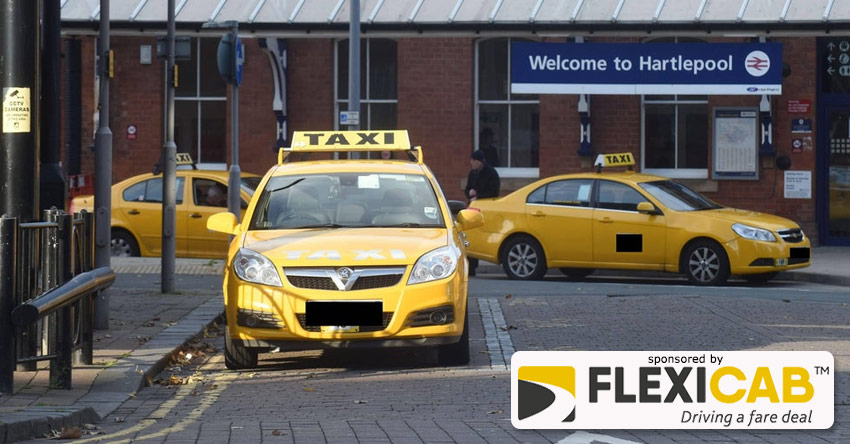 HARTLEPOOL TAXIS SET TO LOSE THEIR TRADEMARK YELLOW UNDER NEW PLANS