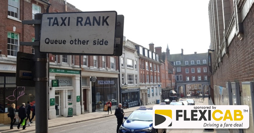 IPSWICH TAXI DRIVERS RAISE THREAT TO BUSINESS FROM LICENSING