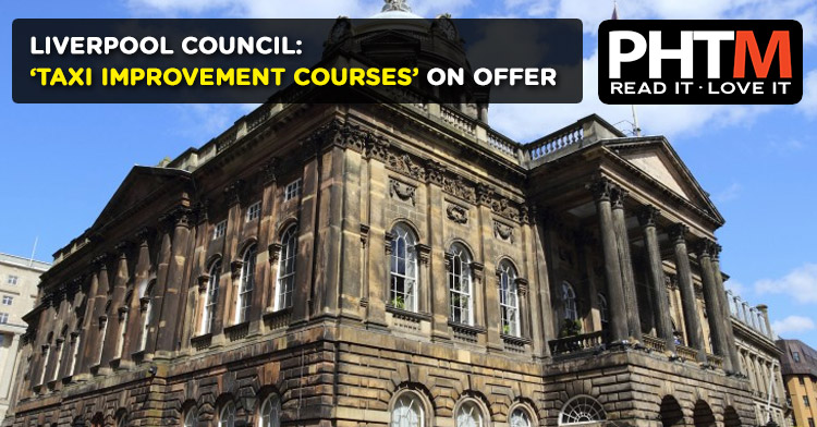 LIVERPOOL COUNCIL: 'TAXI IMPROVEMENT COURSES' ON OFFER