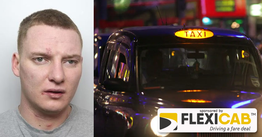 MAN JAILED FOR TAXI DRIVER ROBBERY
