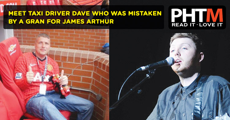 Meet taxi driver dave who was mistaken by a gran for james arthur m4hsunfo