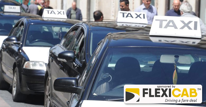 NUMBER OF TAXI DRIVER APPLICATIONS SOAR