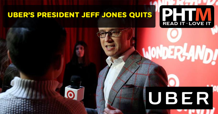 President Jeff Jones quit after just six months