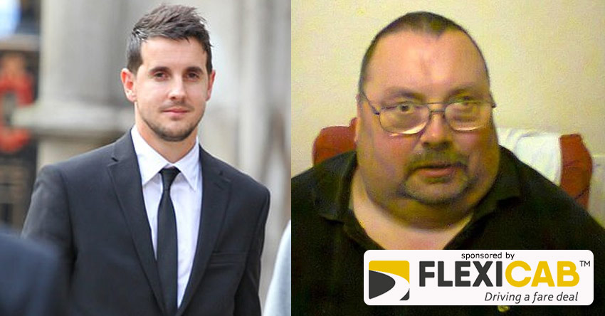 TAXI DRIVER WHOSE 25-STONE PASSENGER CHANGED HIS WILL HIT WITH 50000 COURT BILL