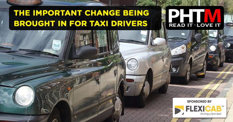 THE IMPORTANT CHANGE BEING BROUGHT IN FOR TAXI DRIVERS