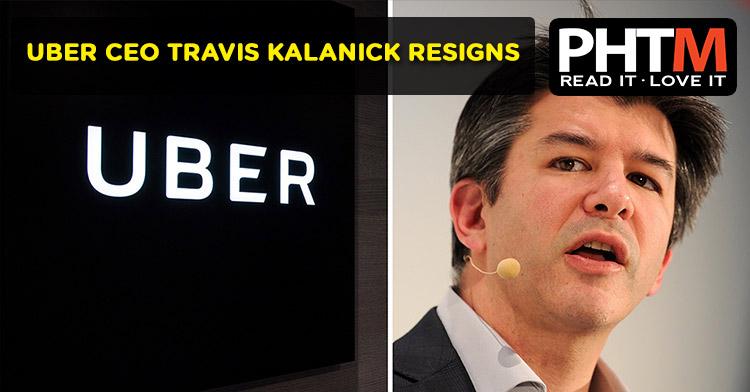 Uber Vehicle List >> UBER CEO TRAVIS KALANICK RESIGNS