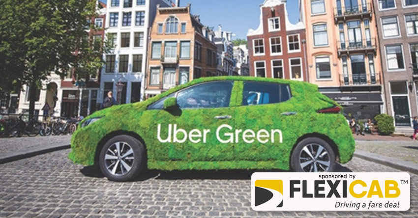 UBER STARTS ELECTRIC TAXI SERVICE IN NETHERLANDS