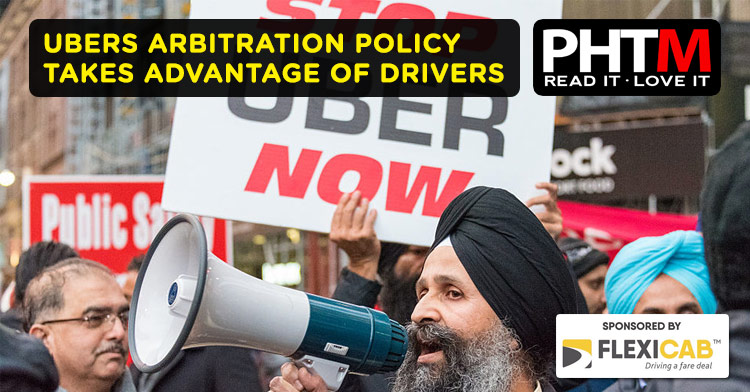 UBERS ARBITRATION POLICY TAKES ADVANTAGE OF DRIVERS ACCORDING TO A CANADIAN COURT THAT JUST SIDED AGAINST THE COMPANY