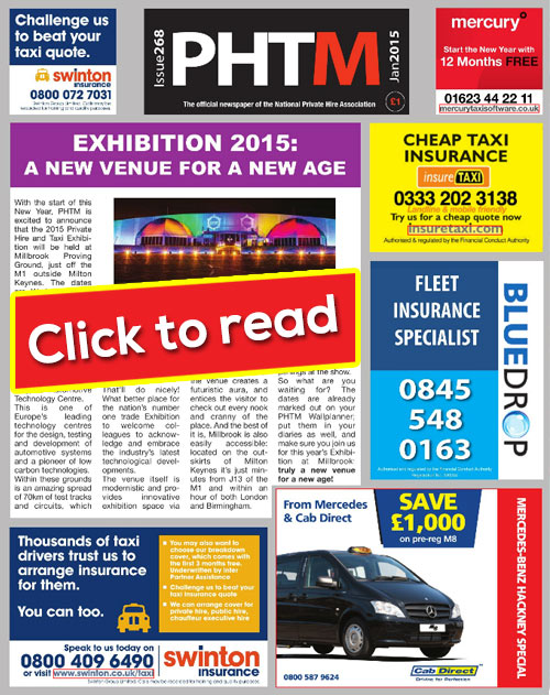 phtm digital newspaper january 2015