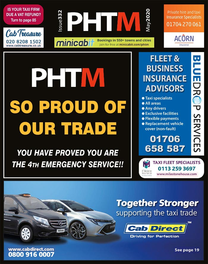 PHTM Newspaper May 2020