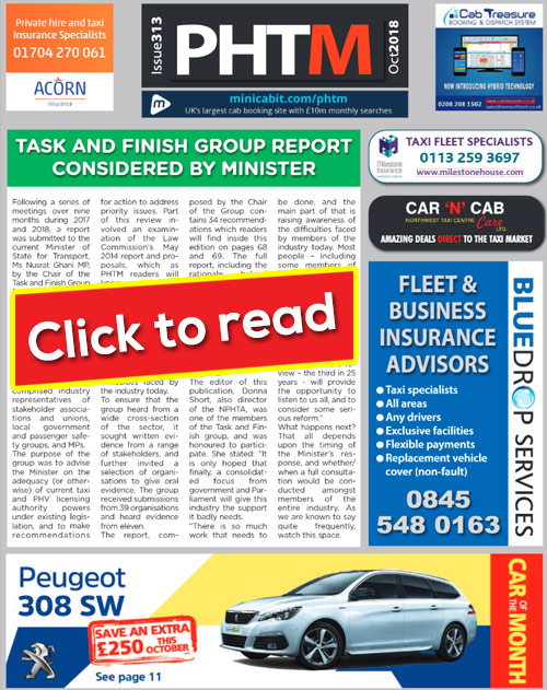 phtm digital newspaper October 2018
