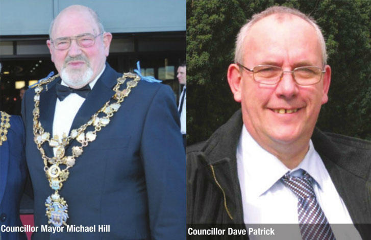 WISBECH MAYOR AT CENTRE OF TAXI 'RIP OFF' CLAIM AGREES HE TOOK SMALL PAYMENT HIMSELF