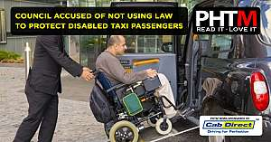 COUNCIL ACCUSED OF NOT USING LAW TO PROTECT DISABLED TAXI PASSENGERS