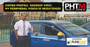 DRIVER PROFILE NAVDEEP VIRDI MY PERIPHERAL VISION IS HEIGHTENED