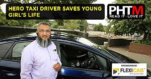 HERO TAXI DRIVER SAVES YOUNG GIRLS LIFE