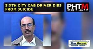 SIXTH CITY CAB DRIVER DIES FROM SUICIDE