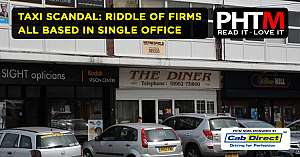 TAXI SCANDAL RIDDLE OF FIRMS ALL BASED IN SINGLE OFFICE