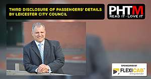 THIRD DISCLOSURE OF PASSENGERS DETAILS BY LEICESTER CITY COUNCIL