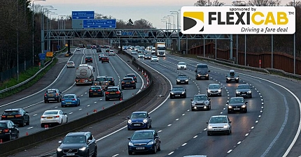 60MPH MOTORWAY SPEED LIMIT COMING SOON TO TACKLE POLLUTION