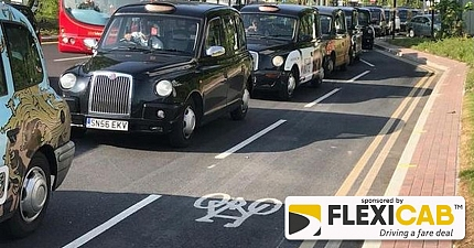BIRMINGHAM CABBIES FORCED TO QUIT OVER CLEAN AIR ZONE ARE GIVEN ROUTE BACK
