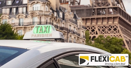 BRITISH TOURISTS WARNED OF ROGUE TAXI DRIVERS CHARGING 55 JUST FOR A PICK UP OUTSIDE PARIS